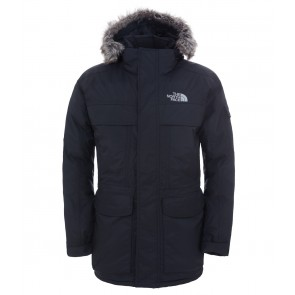The North Face Men's Mc Murdo Parka L TNF BLACK-20