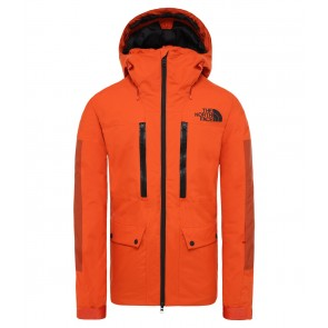 The North Face Men's Goldmill Parka L PAPAYA ORANGE/PICANTE RED-20
