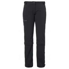 VAUDE Women's Farley Stretch Capri T-Zip II black-20