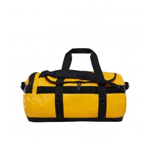 The North Face Base Camo Duffel M SUMMIT GOLD/TNF BLACK-20