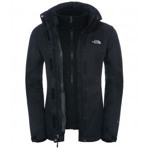 The North Face Women's Evolve II Triclimate Jacket TNF BLACK/TNF BLACK-20