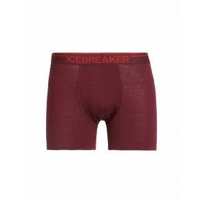 Icebreaker Mens Anatomica Boxers Cabernet-20