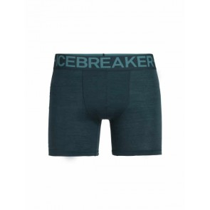 Icebreaker Mens Anatomica Zone Boxers NIGHTFALL/BLUE SPRUCE-20