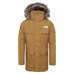 The North Face Men's Mc Murdo Parka M BRITISH KHAKI-20