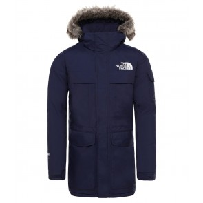 The North Face Men's Mc Murdo Parka L MONTAGUE BLUE-20