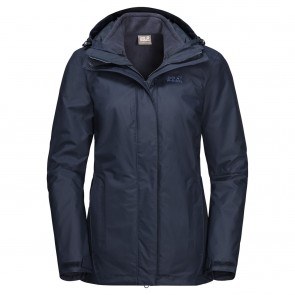 Jack Wolfskin Iceland 3In1 Women midnight blue-20