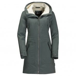 Jack Wolfskin Rocky Point Parka greenish grey-20