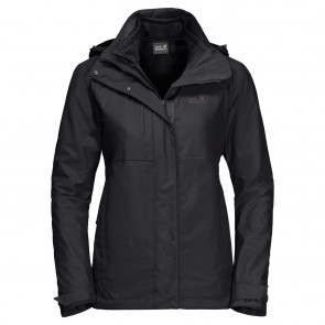 Jack Wolfskin Echo Pass Women black-20