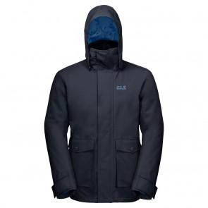 Jack Wolfskin Falster Bay Jacket M night blue-20
