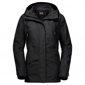 Jack Wolfskin Rochelle 3In1 Jacket W black-20