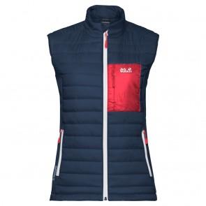 Jack Wolfskin Routeburn Vest W L dark indigo-20