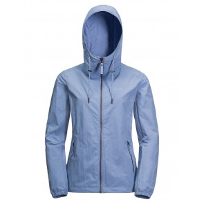 Jack Wolfskin Lakeside Jacket W shirt blue-20