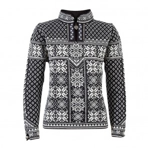 Dale of Norway Peace Fem Sweater black / Off white-20