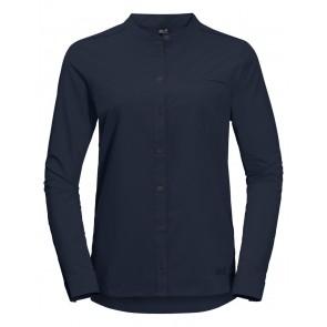Jack Wolfskin Victoria Roll-Up Shirt W midnight blue-20