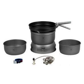 Trangia Storm Cooker 25-3 HA Large, with Gas Burner-20