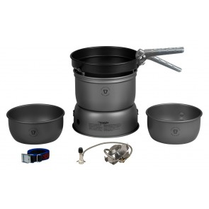 Trangia Storm Cooker 27-3 HA small, with Gas Burner-20