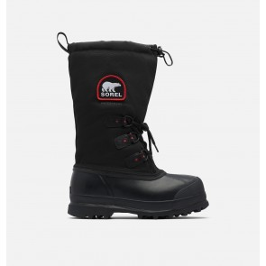 Sorel Glacier Xt Black, Red Quartz-20