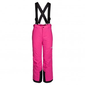 Jack Wolfskin Powder Mountain Pants Kids pink fuchsia-20