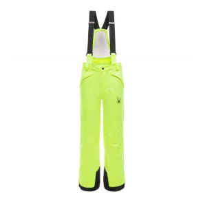 Spyder Boy's Guard Pant 730 Bryte Yellow/Black-20