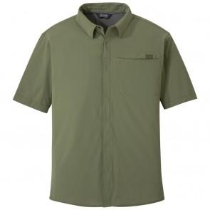 Outdoor Research Men's Astroman S/S Sun Shirt moss-20