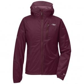 Outdoor Research Women's Helium II Jacket garnet-20