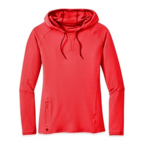 Outdoor Research OR Women's Ensenada Sun Hoody flame-20