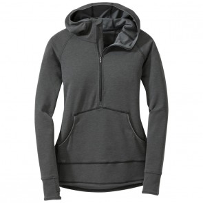 Outdoor Research OR Women's Shiftup Zip Top black/charcoal-20