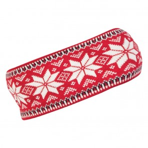 Dale of Norway Garmisch Headband Raspberry /Off white / Navy-20