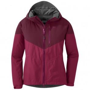 Outdoor Research OR Women's Aspire Jacket sangria/garnet-20