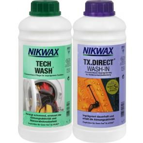 VAUDE Nikwax Tech Wash+TX-Direct, 2x1l (VPE3) White-20
