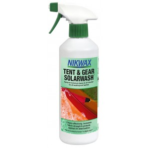VAUDE Nikwax Tent & Gear SolarWash Spray, 500ml (VPE12) White-20
