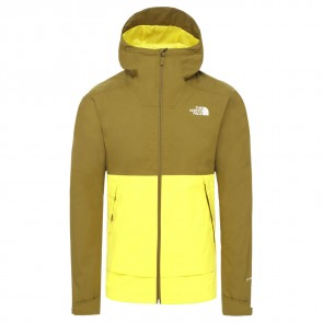 The North Face Men's Millerton Jacket L TNF LEMON/FIR GREEN-20