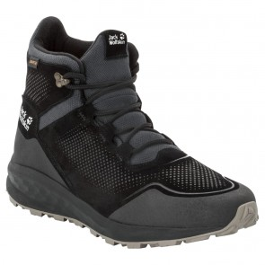 Jack Wolfskin Coogee Texapore Wt Mid M black / black-20