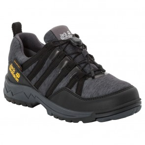Jack Wolfskin Thunderbolt Texapore Low K black / dark grey-20