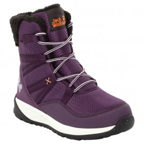 Jack Wolfskin Polar Wolf Texapore High K purple / off-white-20