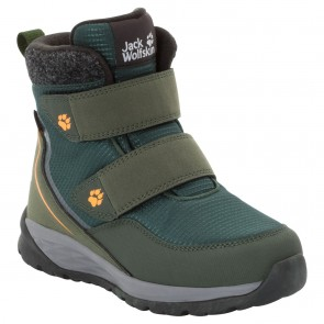 Jack Wolfskin Polar Bear Texapore Mid Vc K dark green / grey-20