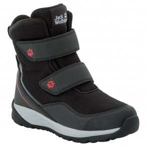 Jack Wolfskin Polar Bear Texapore High Vc K black / red-20