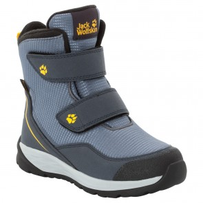 Jack Wolfskin Polar Bear Texapore High Vc K pebble grey / burly yellow XT-20