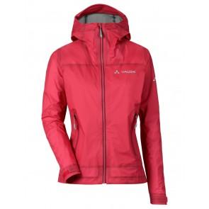 VAUDE Women's Zebru UL 3L Jacket strawberry-20