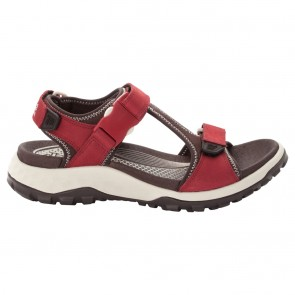 Jack Wolfskin Rocky Path Lt Sandal W burgundy / dark brown-20