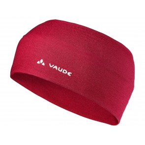 VAUDE Cassons Merino Headband dark indian red-20