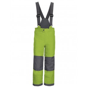 VAUDE Kids Snow Cup Pants III chute green-20