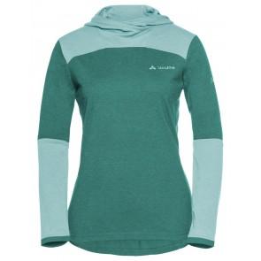 VAUDE Women's Tremalzo LS Shirt nickel green-20