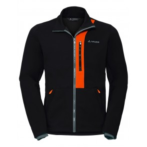 VAUDE Men's Virt Softshell Jacket black-20