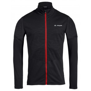 VAUDE Men's All Year Moab Shirt black/red-20