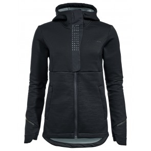 VAUDE Women's Cyclist Winter Softshell Jacket black-20