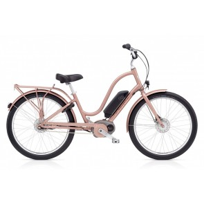 Electra Townie Go! 8I Rose Gold-20