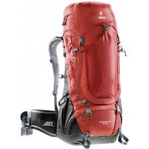 Deuter Aircontact PRO 60 + 15 lava-anthracite-20