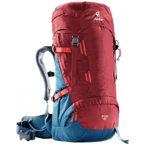 Deuter Fox 40 cranberry-steel-20