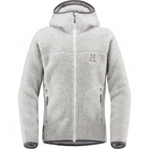 Haglofs Pile Hood Junior Grey melange-20
